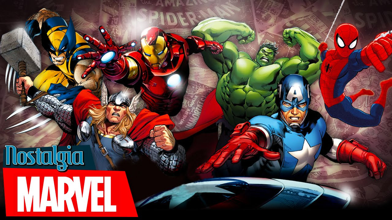 Nostalgia - Marvel