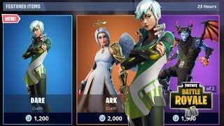 NEW DARE SKIN IS AMAZING NEW FORTNITE ITEM SHOP UPDATE #ObeyFRC
