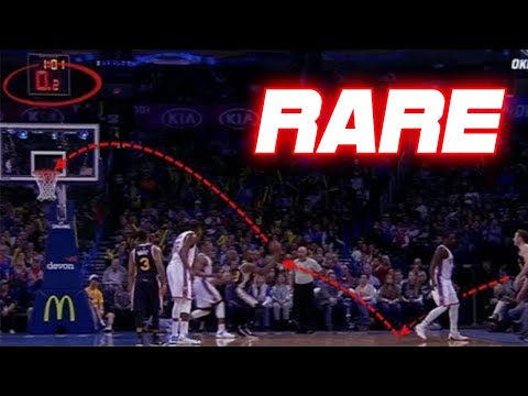 Rare Shots/Moments in Basketball Compilation