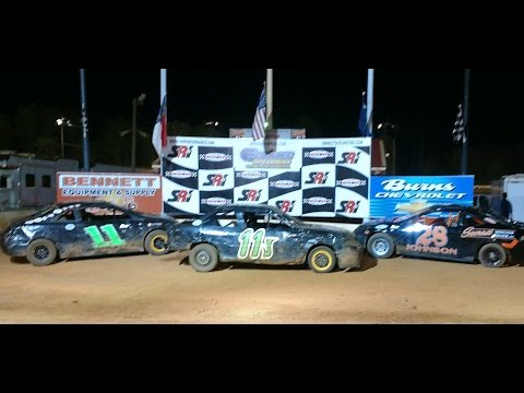 04-15-17  Team KMOD Wins 1st/2nd/3rd Cherokee Speedway (FWD/4cyl)