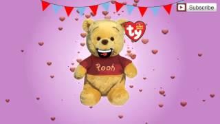 Happy Birthday Song Pooh Bear   Nursery Rhymes Kids Songs and Children songs