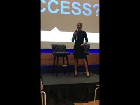 Women's Entrepreneurship Speech by Kelly Smith at WED CDA | Spokane 2017!
