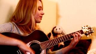 Sum 41 - With Me (Cover by Austėja Lašaitė; Acoustic)