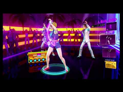 Dance central 3 (Fire Burning)