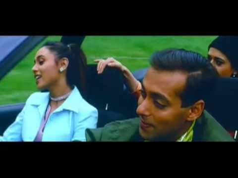 Dil Tera Mera Dil - Chori Chori Chupke Chupke (720p HD-Song)