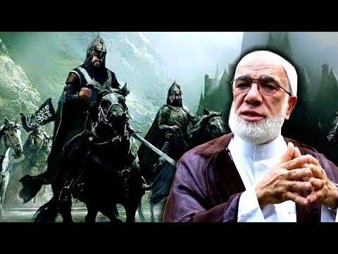من اغرب القصص مع الشيخ عمر عبد الكافي قصة ذكاء عمرو بن العاص الذي نجاه من القتل علي يد ملك الروم thumbnail