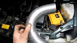 видео Воздухозаборник Ваз 2110-2111-2112