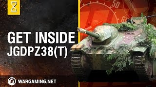 World of Tanks: Inside the Chieftain's Hatch, JgdPz38(t) - Part I