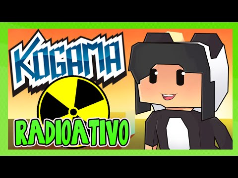 Kogama – DESTRÓIER, UMA AVENTURA RADIOATIVA