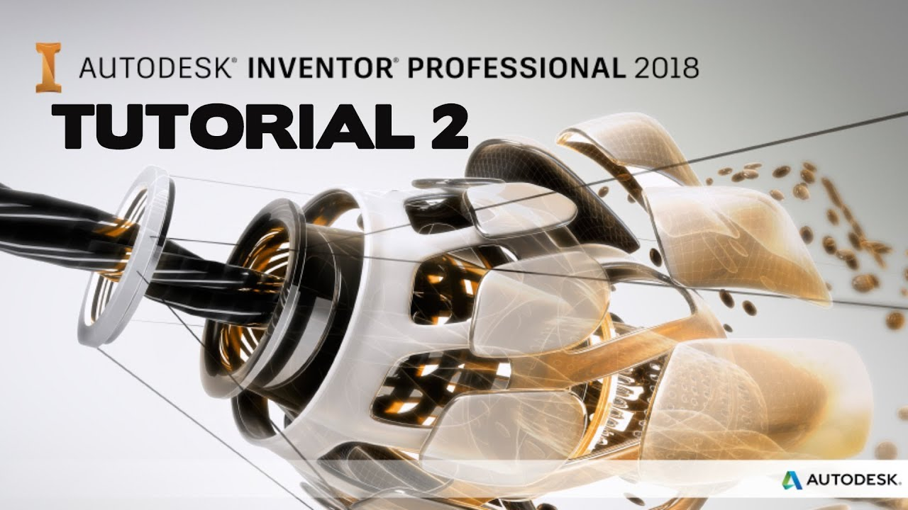 Autodesk inventor 2018 tutorials for beginners - autodesk inventor file types - YouTube