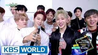 Download lagu GOT7 and MONSTAX is back!!!!! [Music Bank / 2017.03.24]
