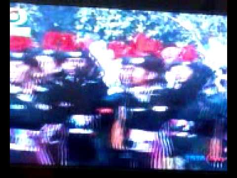 NCC marching on RDP 2013.