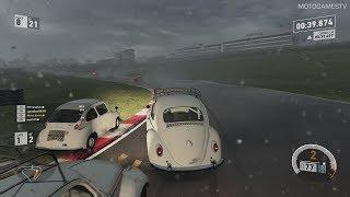Forza Motorsport 7 Online - VW Bettle at Brands Hatch GP (Simulation League)