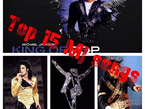 Top 15 Michael Jackson songs
