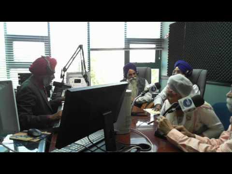Kuldip Singh Redio Sher A Punjab 1550 AM in Vancouver BC