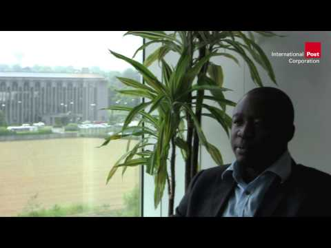 Interview with Joseph Chauke, Sustainability Manager, South African Post Office