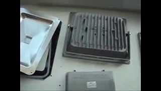 Светодиодный прожектор от JazzWay- НЕ рекомендую!(Делюсь с вами опытом из применения светодиодного прожектора, мои впечатления- в этом видео. Про то как я..., 2013-08-14T13:44:46.000Z)