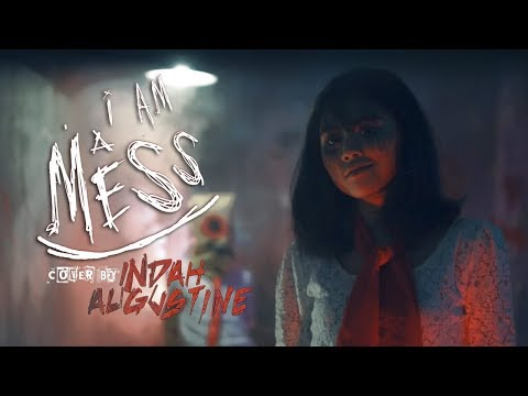 Bebe Rexha -  I'M A Mess Cover By INDAH AUGUSTINE