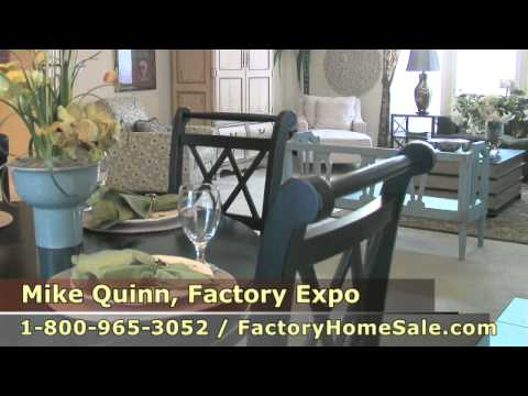 Our Design Center Is Wonderful - Factory Expo Homes, Florida