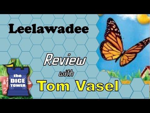 Leelawadee Review - with Tom Vasel