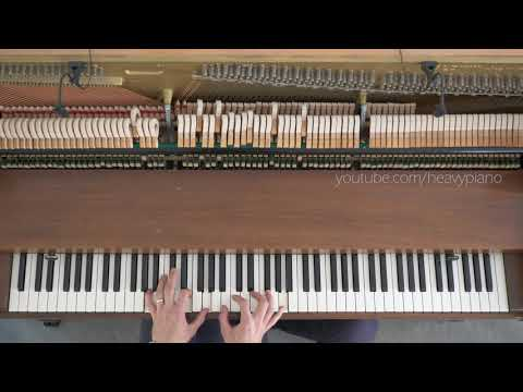 Radiohead - Electioneering Piano Cover