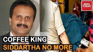 CCD Owner Found Dead At Netravati River; Siddhartha's Body Taken For Autopsy