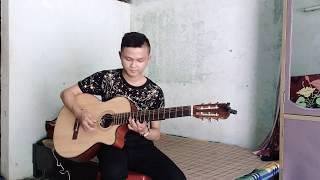 Solo Guitar - Vị Ngọt Đôi Môi - Quang Kỳ Music