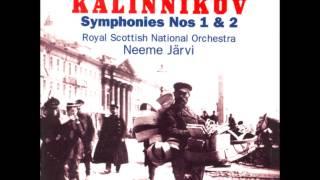 カリンニコフ 交響曲第1番  Kalinnikov / Symphony No. 1 in G Minor