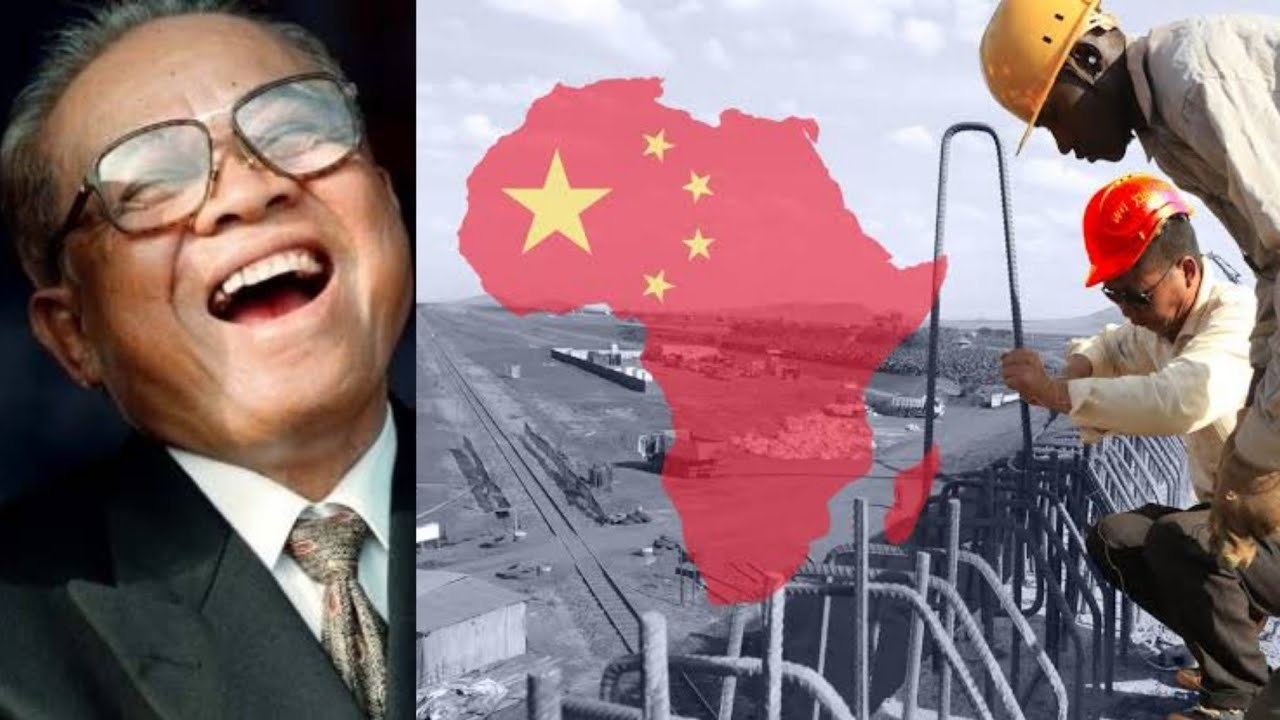 How China Fooled the African Presidents