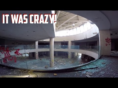 Massive Abandoned Hospital Creepy Exploration and Tipper Playlist