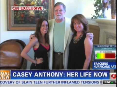 casey anthony now new picture