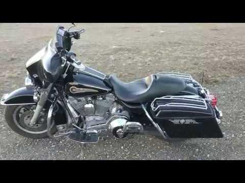 1996 Harley Davidson Flht Electra Glide Touring