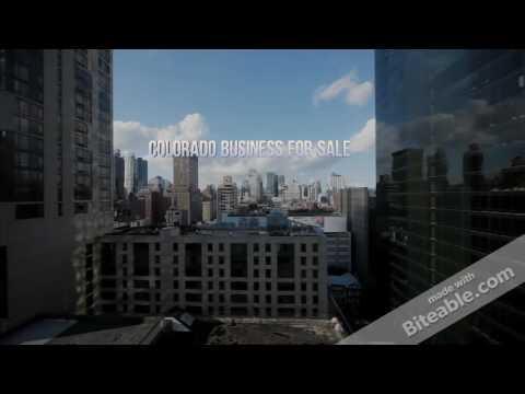 Business For Sale Colorado
