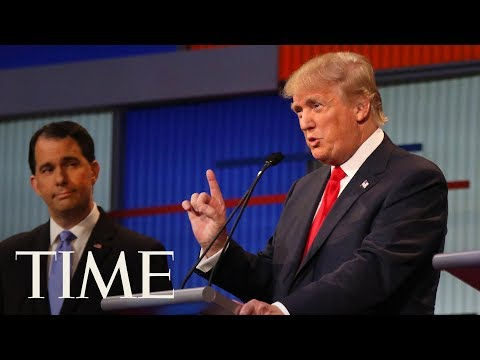 President Donald Trump Speaks About His New Healthcare Plans In Wisconsin | TIME