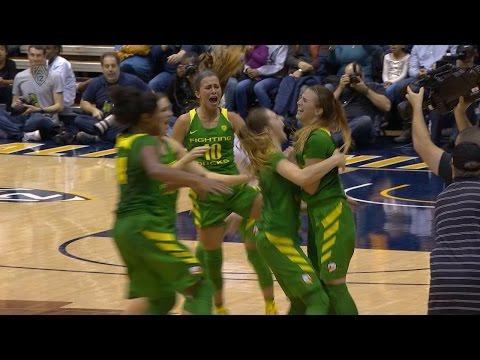 Recap: Oregon women