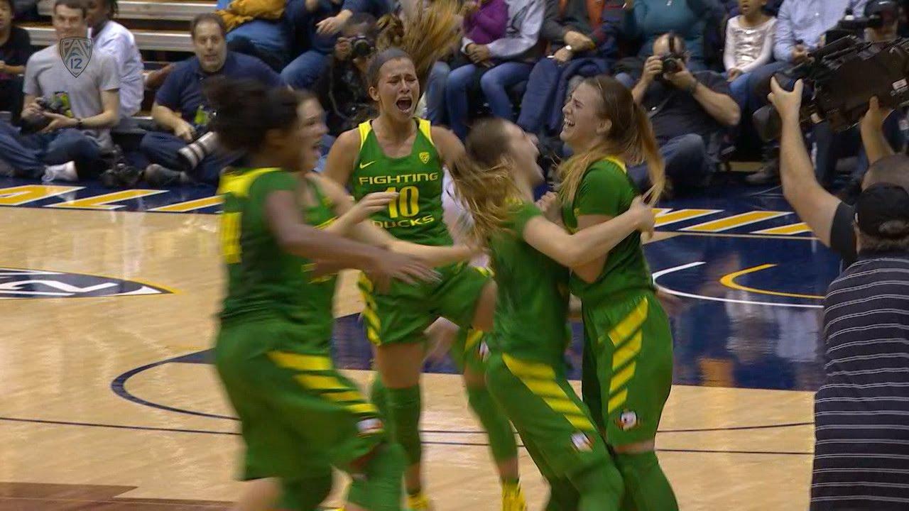 Recap: Oregon women's basketball beats Cal on Sabrina ...