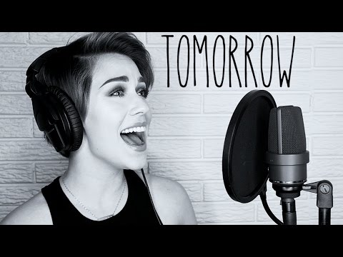 Tomorrow - Annie (Live Cover by Brittany J Smith)