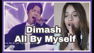 """Download Dimash ''All By Myself """" TheSinger EP9/Reaction Mp3 and Videos"""