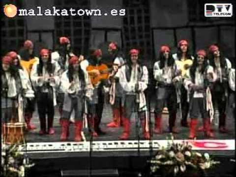 EL LADRON DE SUEÑOS comparsa Gran Final Carnaval Málaga 2005