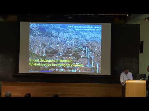 Medellin Lecture & Symposium - Day 1