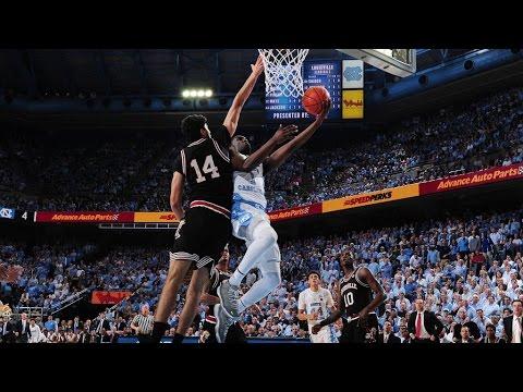 UNC Men's Basketball: Carolina Runs Away From Louisville, 74-63