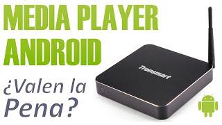 Media Player Android para la TV: ¿Valen la pena?