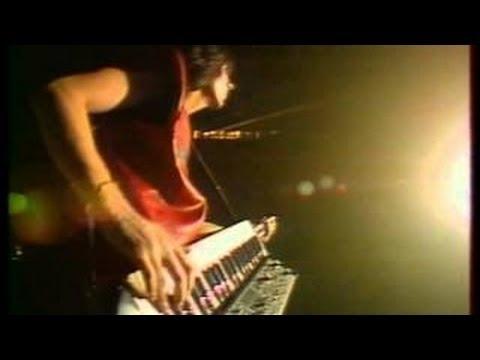 группа СПЕЙС - Пари -Франс-транзит Концерт в Москве 1983) Дидье Маруани.