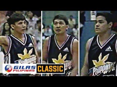 GILAS CLASSIC: Philippine Centennial Team vs United Arab Emi