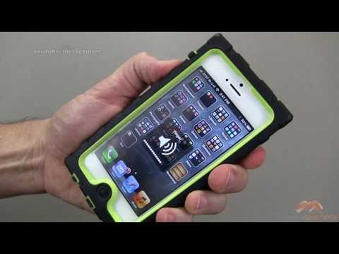 Hard Candy Cases Shock Drop iPhone 5 Review & Drop Test