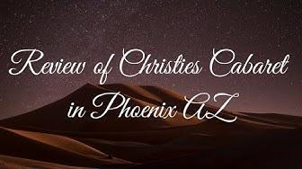 My night at Christie's in Phoenix