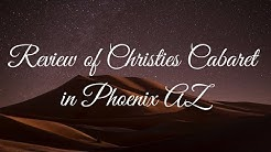 My night at Christie's in Phoenix