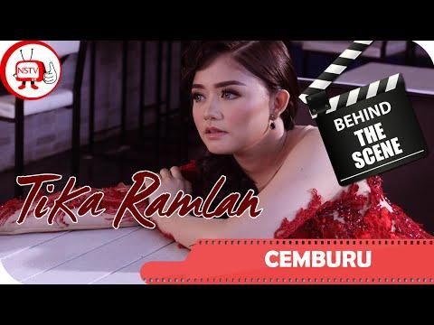Tika Ramlan - Behind The Scene Video Clip Cemburu - NSTV