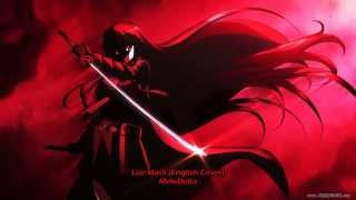 Video 【MeloDelta】 Liar Mask (English Cover) [Akame ga Kill! OP 2 - TV Size] download MP3, 3GP, MP4, WEBM, AVI, FLV Agustus 2018