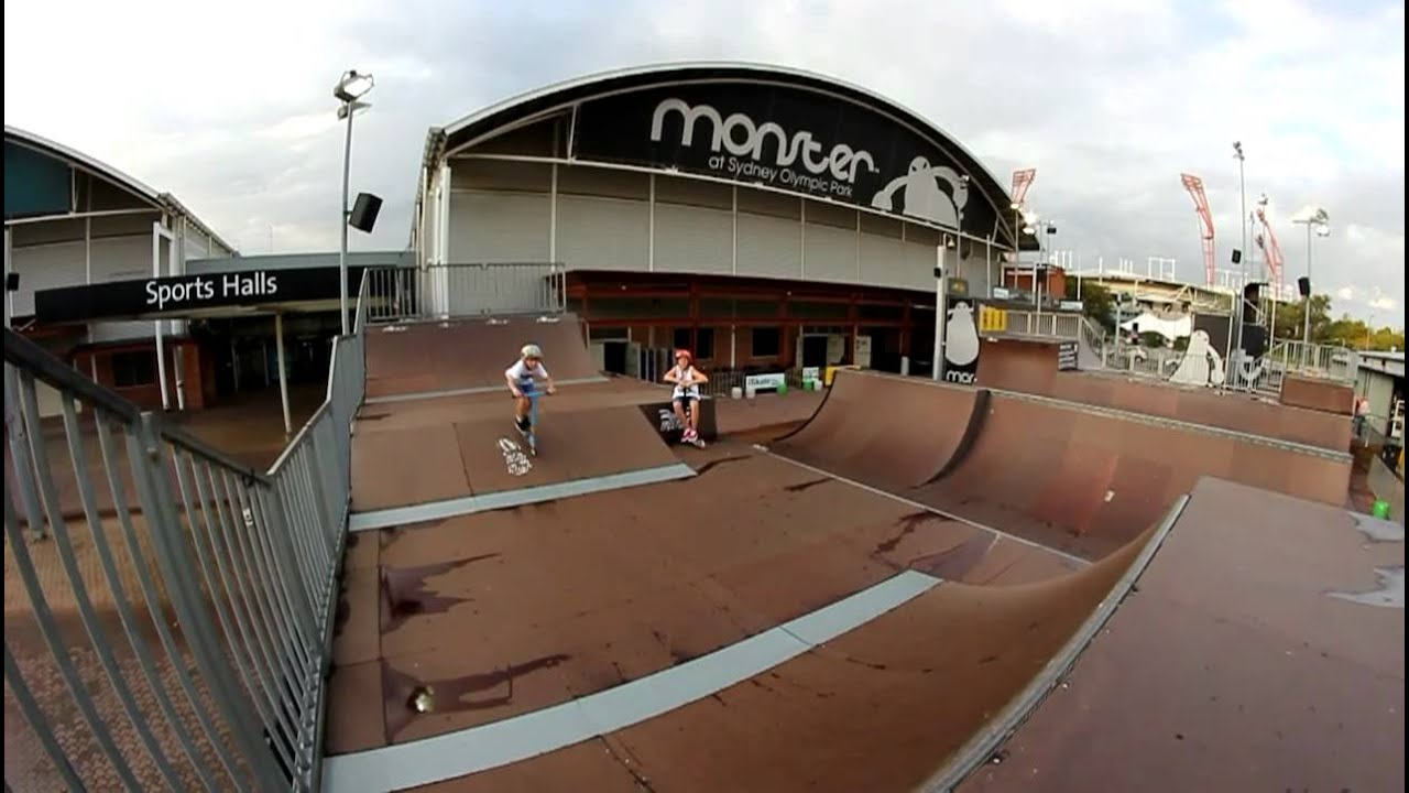 Kick Monster Skatepark